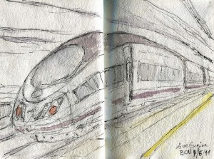 Trenes, AVE, Renfe