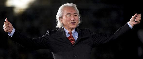 Michio Kaku . El Punset Japonés
