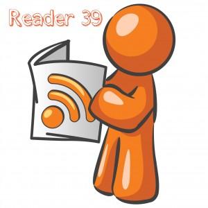 Selección de lecturas semanales READER 39